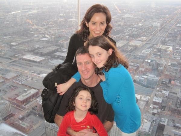 Sky Deck Chicago, 103 Floors Up!