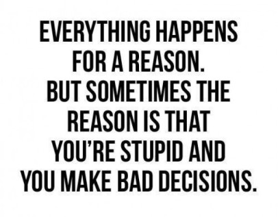 bad-decision