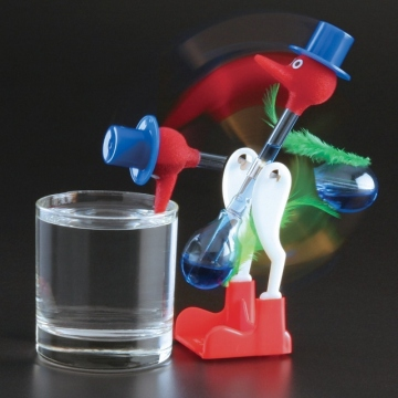 drinking bird via scientificonline